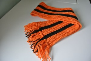 Basketball scarf 1